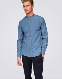 ASPESI - Chambray Denim Shirt