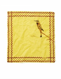 Handkerchief T6021 African Parks Uccellino